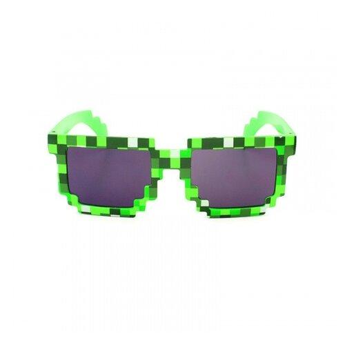 Фото - Солнцезащитные очки Pixel Crew Пиксельные солнцезащитные очки pixel crew deal with it