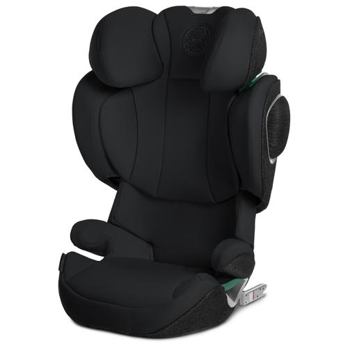 Купить Автокресло группа 2/3 (15-36 кг) Cybex Solution Z i-Fix, deep black, Автокресла