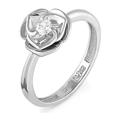 Фото - KABAROVSKY Кольцо с 1 бриллиантом из жёлтого золота 11-2799-1000, размер 17.5 kabarovsky кольцо с 1 бриллиантом из жёлтого золота 11 2999 1000 размер 18