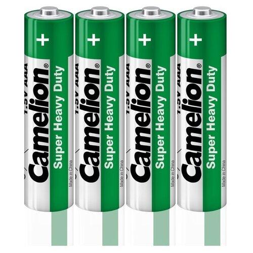 Батарейка Camelion Green Series AAA 4 шт блистер батарейка camelion green series aaa 4 шт блистер