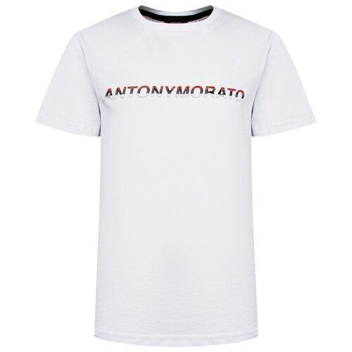 Фото - Футболка Antony Morato размер 152, белый пуловер antony morato antony morato an511empoe74