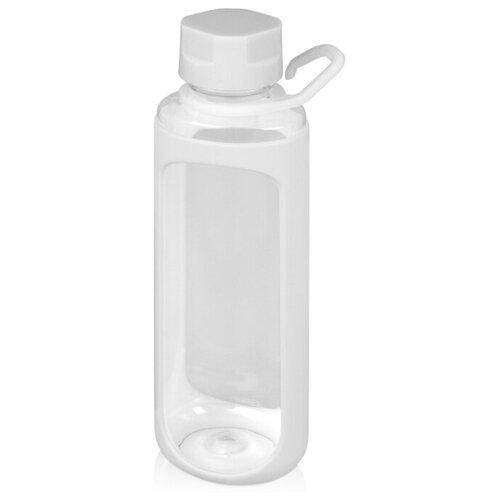 Бутылка для воды Us Basic Glendale 0.6 пластик белый