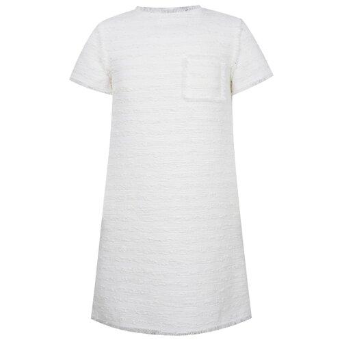 Платье Il Gufo размер 116, белый
