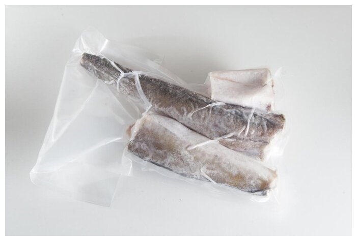 ВкусВилл Замороженный хек тушка 500 г