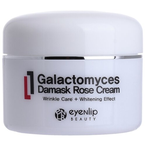 Eyenlip Galactomyces Damask Rose Cream крем для лица, 50 г
