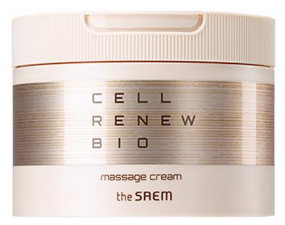 Крем The Saem Cell Renew Bio массажный