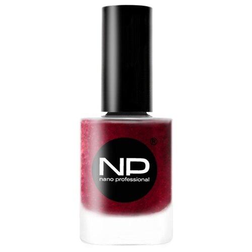 Купить Лак Nano Professional цветной, 15 мл, P-107 винный день