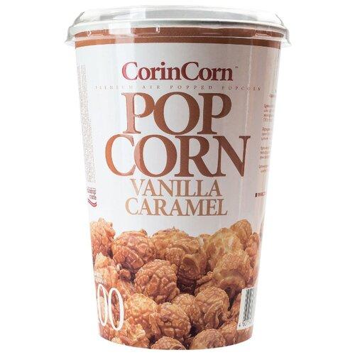 corincorn арахис жареный соленый 100 г Попкорн CorinCorn Карамель готовый, 100 г