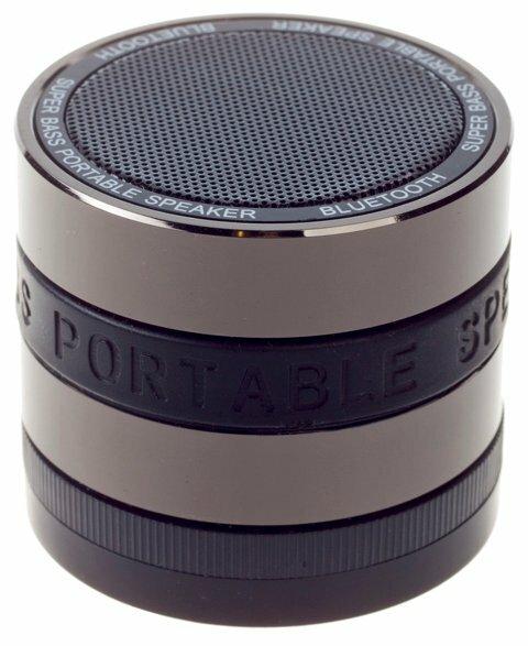 Портативная аккумуляторная колонка ElTronic EL8-3 с беспроводным микрофоном / караоке