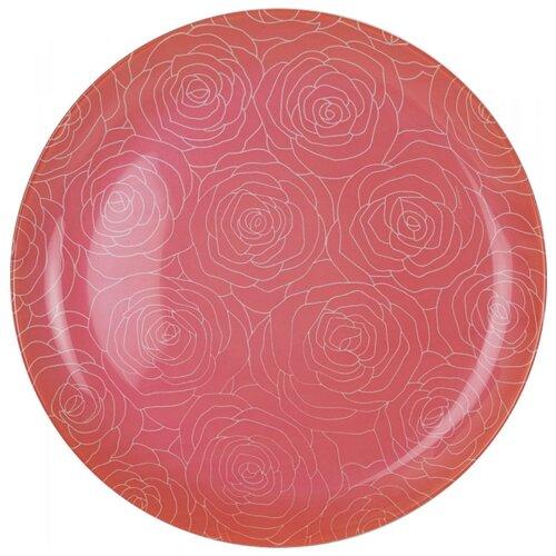 Luminarc Тарелка обеденная Dalieza 26 см розовый
