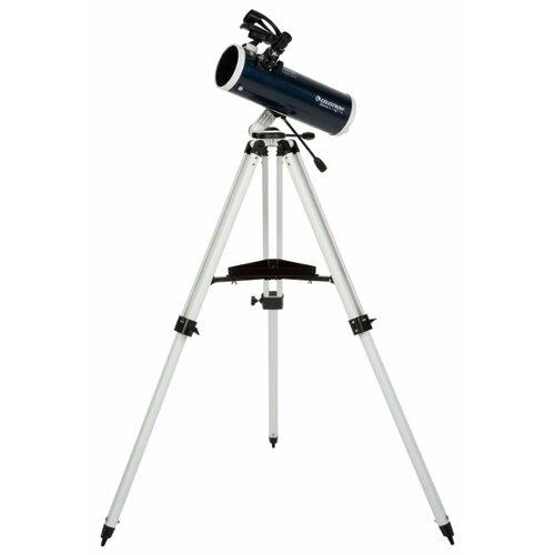 Фото - Телескоп Celestron Omni XLT 114 AZ черный/серый телескоп celestron powerseeker 114 eq черный серый