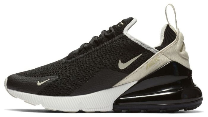 Женские кроссовки Nike Air Max 270 Black/Anthracite/White