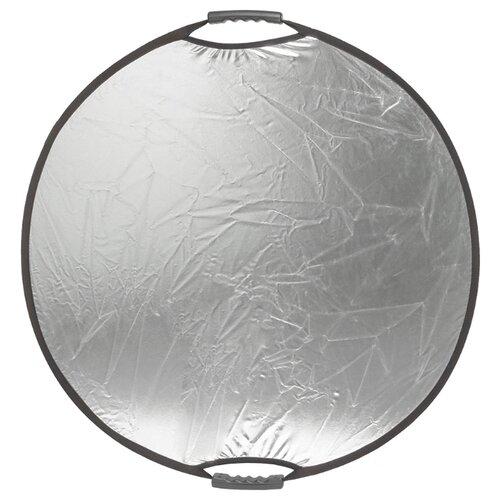 Фото - Отражатель Falcon Eyes CFR-32S HL, диаметр 82 см, серебристый отражатель двусторонний falcon eyes cfr 42gs hl диаметр 106 см золотистый серебристый