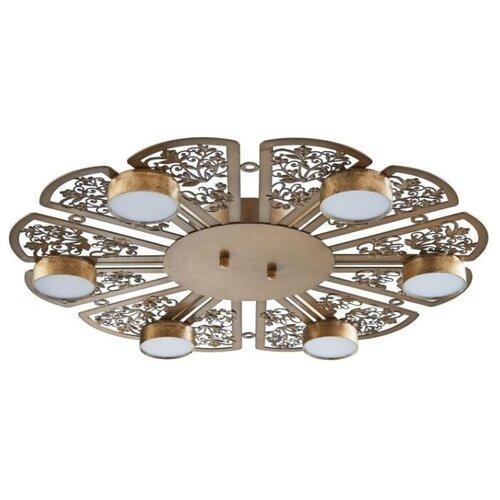 Фото - Светильник светодиодный Favourite Ornamentum 2604-6C, LED, 24 Вт потолочный светильник favourite 1347 6c