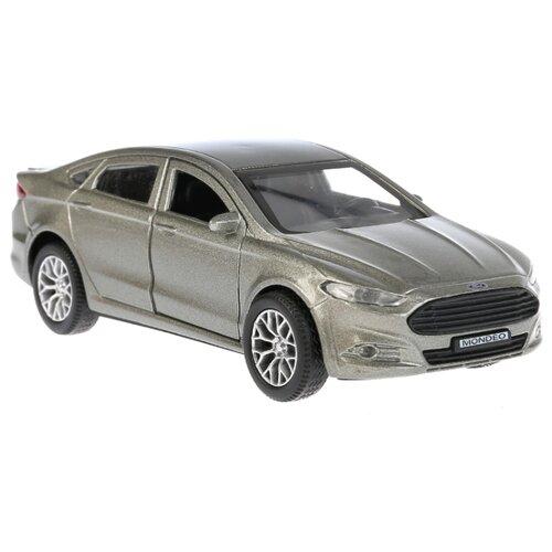 Легковой автомобиль ТЕХНОПАРК Ford Mondeo (MONDEO-GD/GY/RD) 12 см серый, Машинки и техника  - купить со скидкой