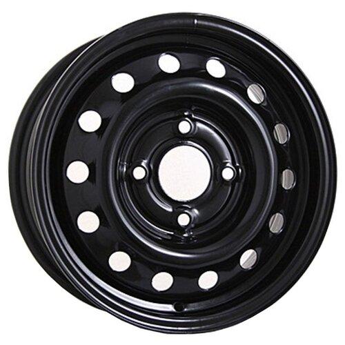 Фото - Колесный диск Trebl X40006 6x15/4x100 D56.6 ET45 Black колесный диск trebl 8030 6x15 5x100 d56 1 et55 black