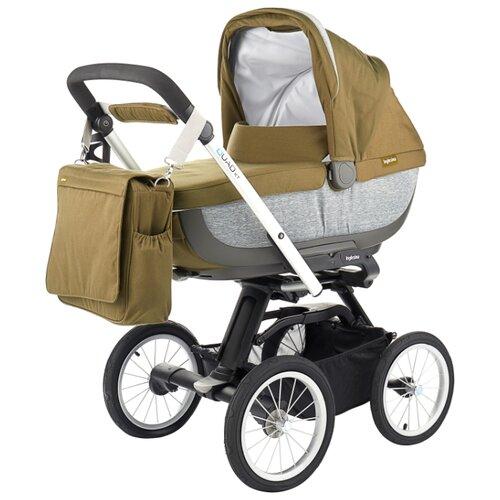 Купить Коляска для новорожденных Inglesina Quad (шасси Quad XT) forest, Коляски