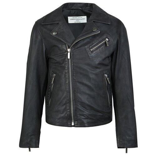 Куртка John Galliano 00W34N-JAA84-G906 размер 174, серый футболка john galliano размер 140 синий
