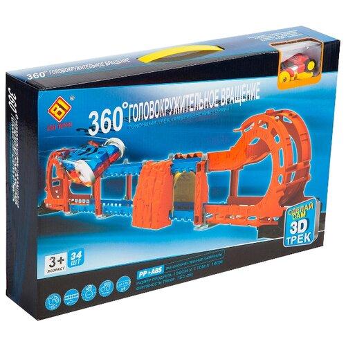 Фото - Трек CH Toys Головокружительное вращение PP-JD33605 ch w201nx 26 24