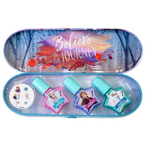 Фото - Набор косметики Markwins Frozen 1599002E markwins 9607351 frozen набор детской декоративной косметики в дорожном чемодане
