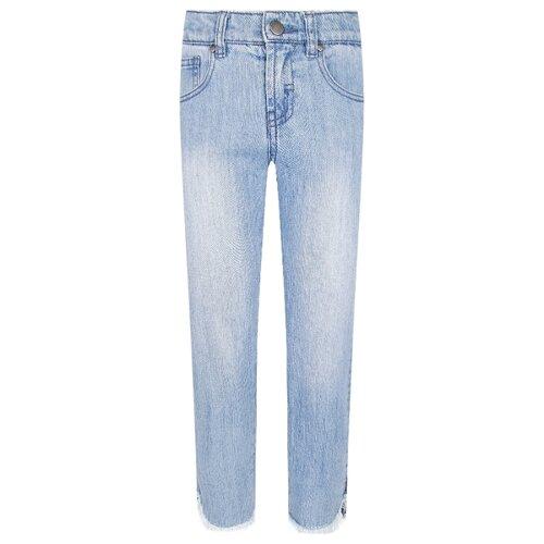 Купить Джинсы Stella McCartney размер 128, 4160 голубой