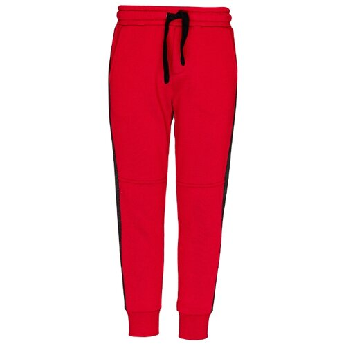 Брюки Gulliver размер 104, красный футболка gulliver размер 104 красный