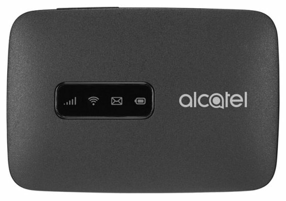 Wi-Fi маршрутизатор Alcatel Link Zone white