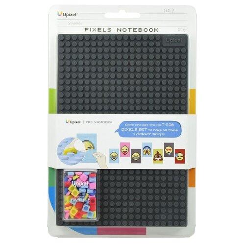 Блокнот Upixel WY-K002 Темно-серый, 21x14.5 (100 листов)Блокноты<br>