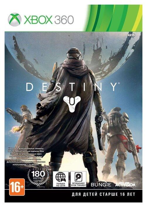 Игра для Xbox 360 Destiny, английский язык фото 1