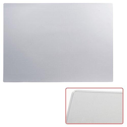 Коврик-подкладка ДПС настольный для письма (655х475 мм), прозрачный, матовый (2808)