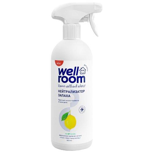 WellRoom спрей-нейтрализатор запаха Цитрус 500 мл 1 шт. цитрус спрей 31 век el sp240