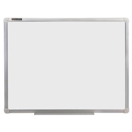 Купить Доска магнитно-маркерная BRAUBERG 235520 (45х60 см) белый/хром, Доски