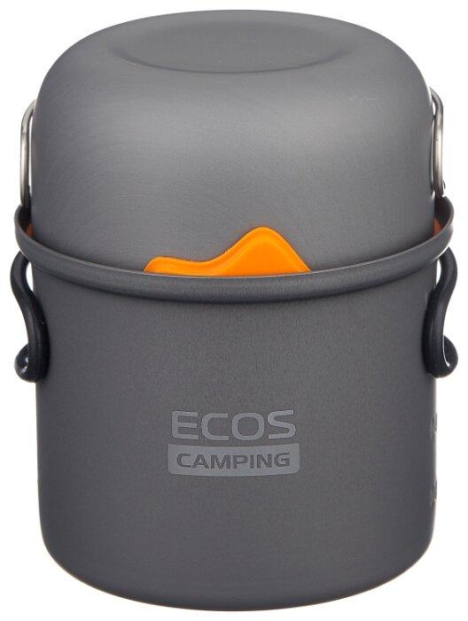 Набор туристической посуды ECOS CW005, 4 шт.