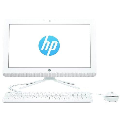 Купить Моноблок HP 20-c434ur 7JT10EA Intel Core i3-7130U/4 ГБ/1000 ГБ/Intel HD Graphics 620/19.5 /1920x1080/Windows 10 Home 64