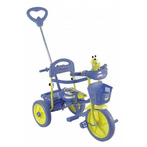 Трехколесный велосипед JAGUAR MS-0739 синий