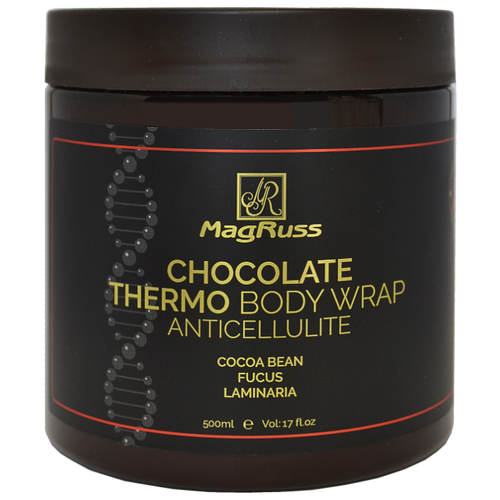 Magruss обертывание chocolate thermo body anticellulite 500 мл