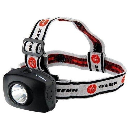 цена Налобный фонарь STERN Austria 90564 черный онлайн в 2017 году
