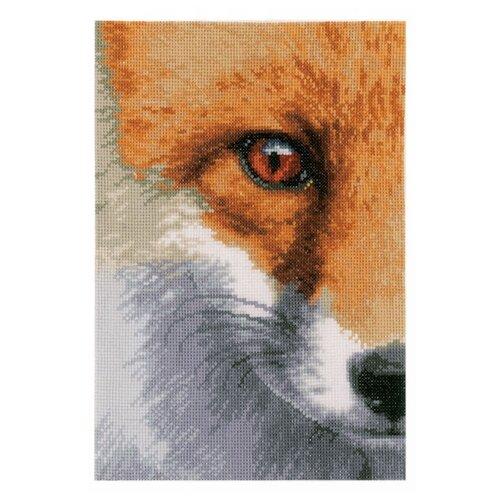 Купить Lanarte Набор для вышивания Лиса 27 х 18 см (PN-0171836), Наборы для вышивания
