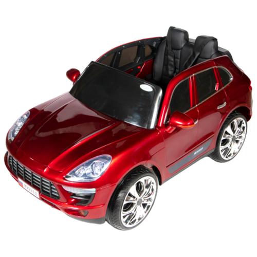 Barty Porsche Macan М999АА красный