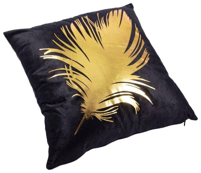 Наволочка декоративная на подушку, 45x45 см, арт. 76315
