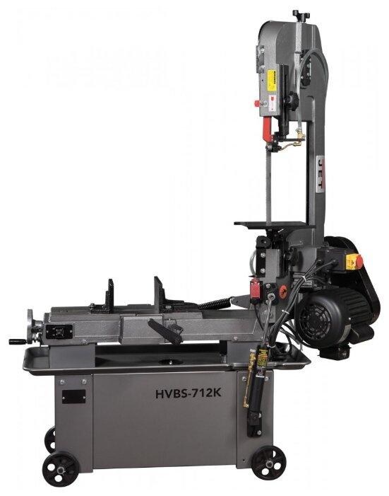 Ленточнопильный станок консольный JET HVBS-712K (414459M) 550 Вт