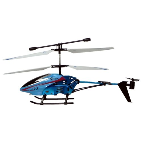 Вертолет Властелин небес Стриж (ВН 3360) синий властелин небес вертолет на инфракрасном управлении пчелка