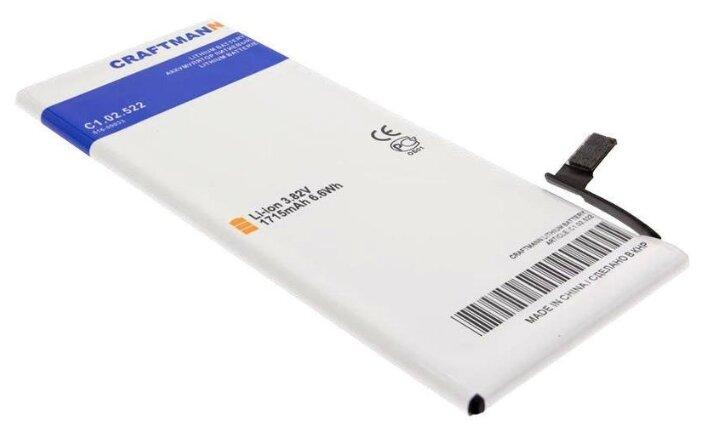 Аккумулятор Craftmann C1.02.522 для Apple iPhone 6S (1715 mAh)