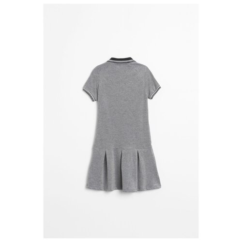 Платье COCCODRILLO размер 152, серый цена 2017