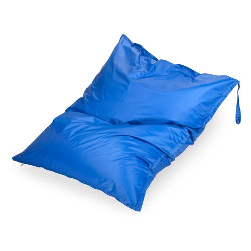 Пуффбери кресло-мешок Подушка синий оксфорд
