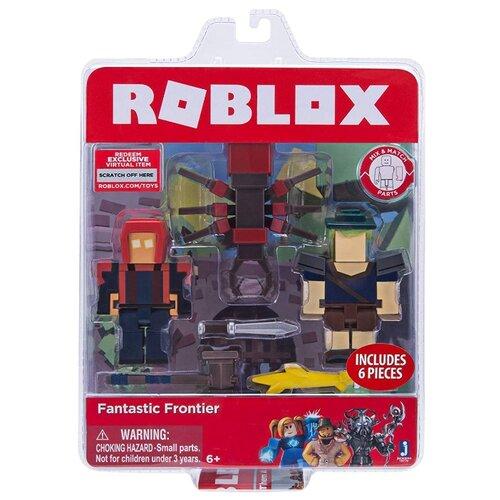 Фото - Набор фигурок Roblox: Fantastic Frontier набор фигурок roblox fashion famous