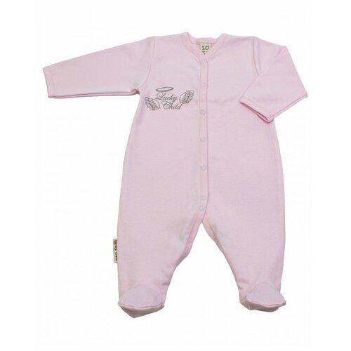 Купить Комбинезон lucky child размер 18, розовый, Комбинезоны