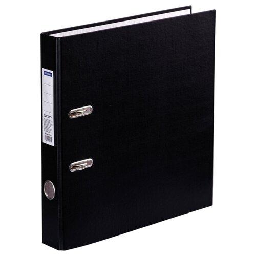Купить OfficeSpace Папка-регистратор A4, бумвинил, 50 мм черный, Файлы и папки