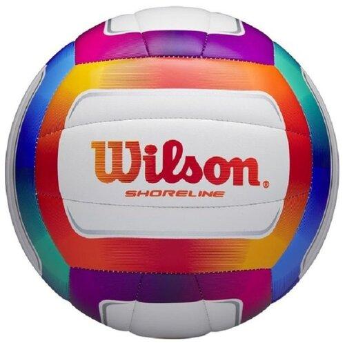 Волейбольный мяч Wilson Shoreline мультиколор