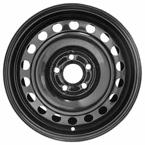Колесный диск Trebl 9640 6.5x16/5x108 D65.1 ET43 Black колесный диск trebl 9680